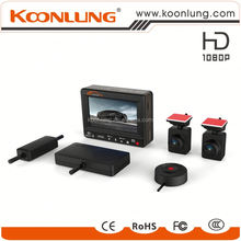 Mini Rear view camera diagnostic assistance system