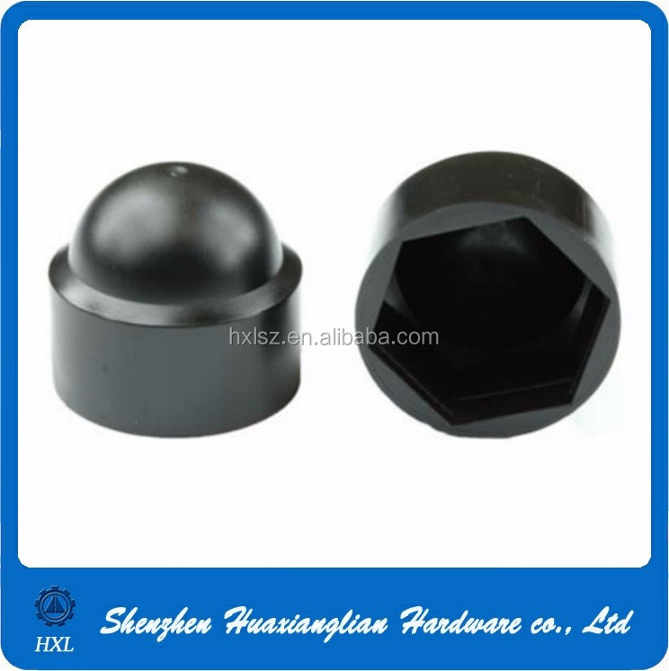 Top match supplier various size plastic nylon conceal