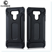 2 in 1 Combo Anti Shock Drop Proof iRon Armor Hybrid TPU PC Shield Cover Case For LG V20 V9 K4 K8 K10 Pro Power 2 Q6 G6 Mini V30