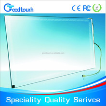 27 inch certificated SAW proface touch screen with anti vandal or water proof option