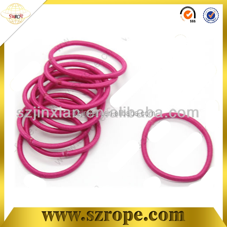 girls' bungee hair accessories elastic bands