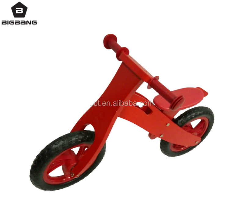 BIGBANG price children bicycle/kids bike saudi arabia no pedal push bike wooden bike