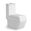 bathroom ceramic washdown siphonic flushing toilet wc water closet