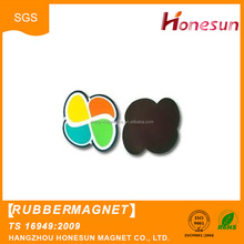 New product promotion customed 3d rubber fridge magnet