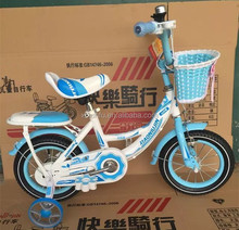 "12 ""Wheel Size and Steel Fork Material Four-wheeled bicycle for kid /kids bicycle pictures"