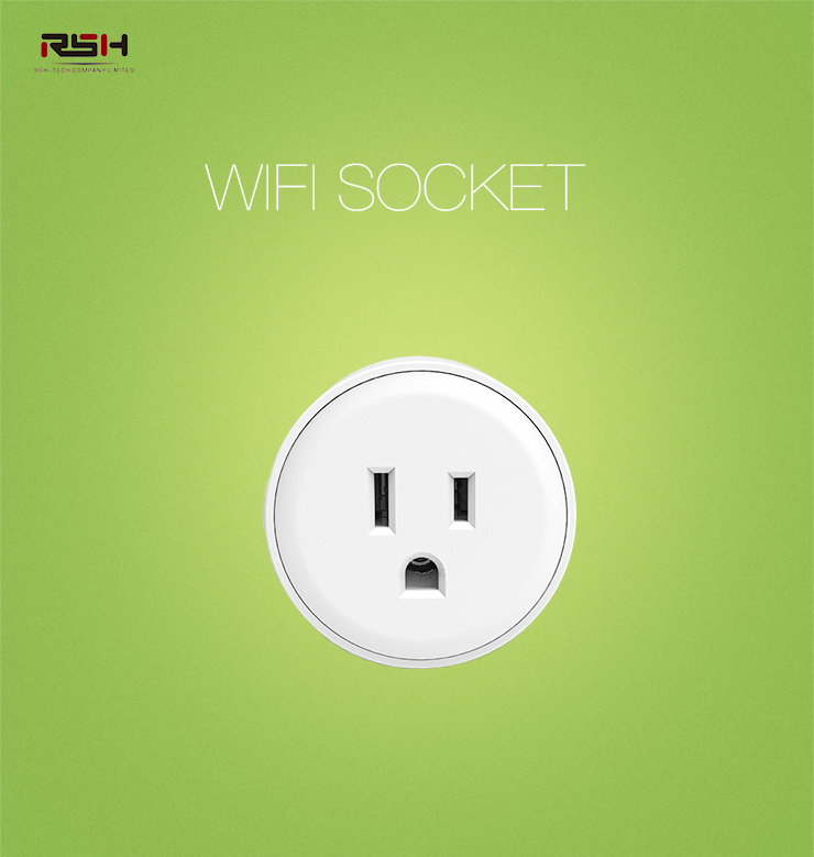 US Wi-Fi Smart Plug Switch APP Remote Control Works With Amazon Echo Alexa Google Home IFTTT Smart Socket WiFi