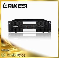 manufacturers in china class h crown power amplifier