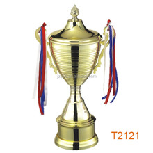 High Quality Metal Gold Sport Trophy Cup
