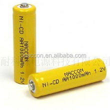 NI-CD 1.2V SC1800mAh rechargeable NICD battery/batteries