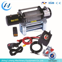 Best quality 12500lbs 12 V Electric Winch with certification