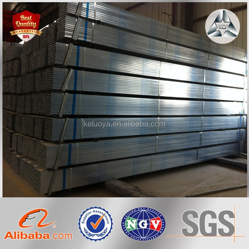 ERW Welding Line Type and EN,ASTM,JIS,GB,DIN,AISI Standard square hollow section for car
