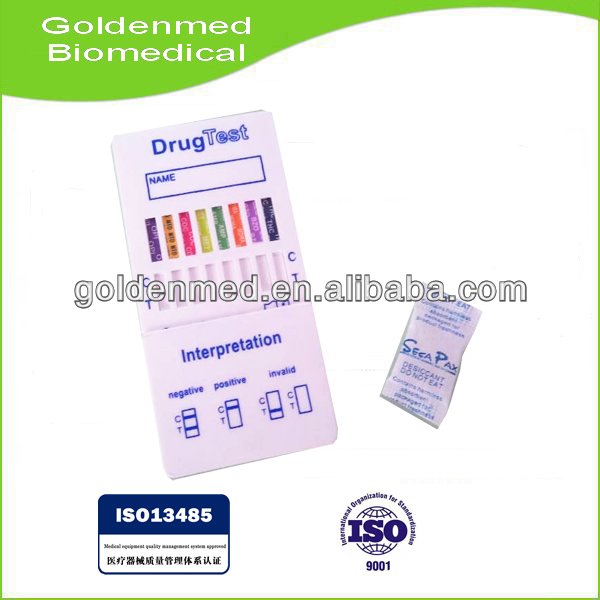 CE approval drugs of abuse test kit