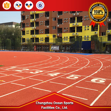 Eco-Friendly Outdoor/indoor Sports Court Surface