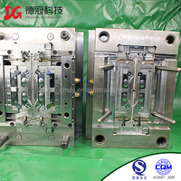 Effective OEM/ODM Plastic Injection Mould Tooling ,Milk Box Clip Mould