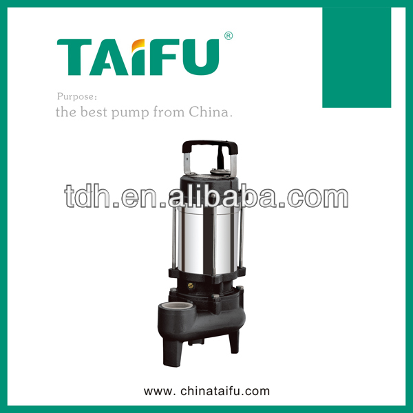 WQD submersible water pump with float switch