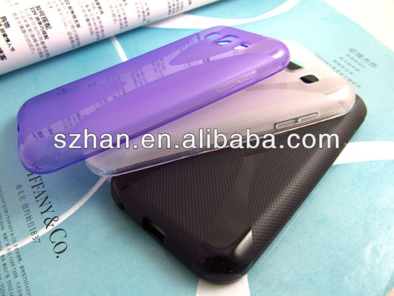 New X Line TPU Soft back Case For Samsung Galaxy Win I8552