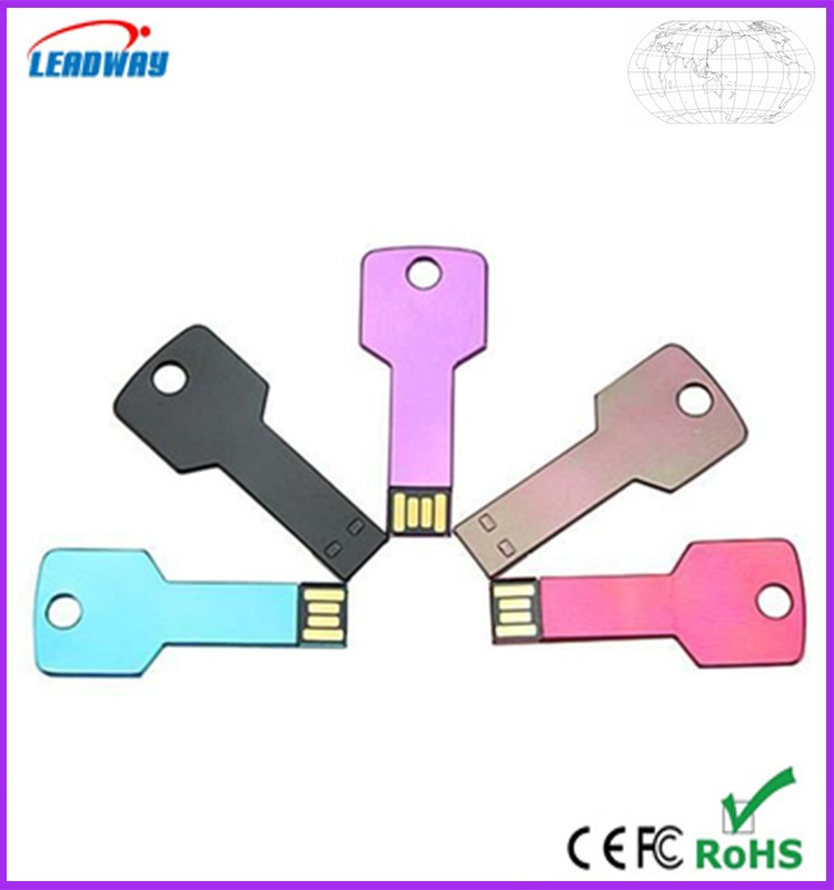 custom logo whole sale price usb key