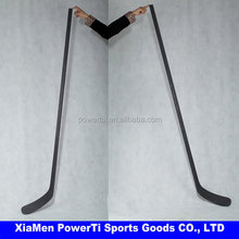 Super 18K12K 3K black ice hockey stick manufacturer