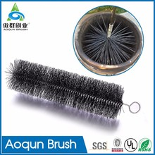Eco-friendly roof cleaning chimney stainless flue brush