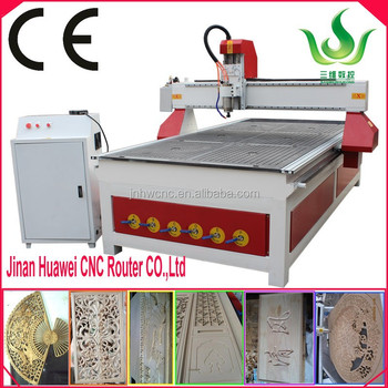 new product cnc router wood cutting machine