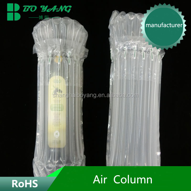 wrap and filling meet different packaging need air column bag