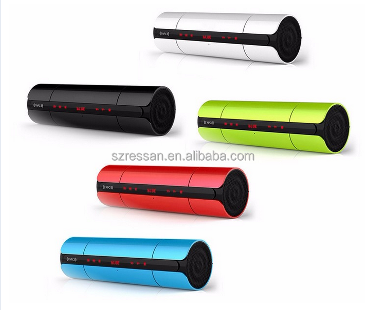 Rechargeable Battery Cheap wireless custom logo bluetooth speaker for home theater