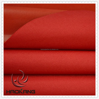 Pvc pu coated weave technique 1200d horse blanket fabric