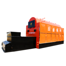 High Standard 2 t/h rice husk fuel steam boiler