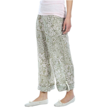 loose pajama pants