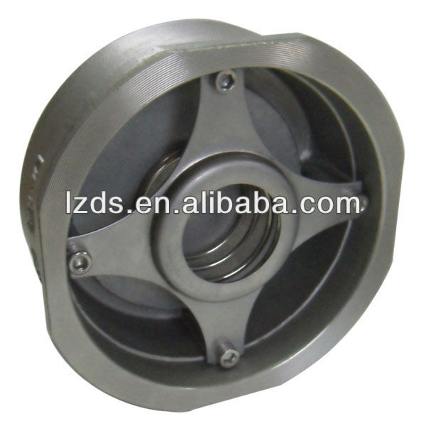 WAFER TYPE AXIAL CHECK VALVE