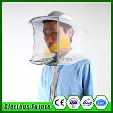 2016 Hot Sale Proof Beekeeper Protection Bee Keeping Hat With Veil