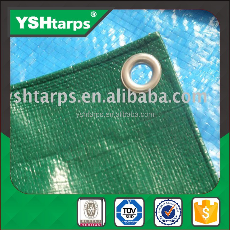 Factory Price Wholesale Heavy Weight Woven Tarpaulin Fabric