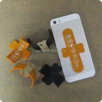 New Popular Eco - friendly Silicone Smartphone Mobile stand Phone Holder