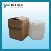 The Most Popular Cyanoacrylate for Industry Super Glue 401 in Bulk