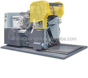 Fully Automatic Paper Foil Stamping and Die Cutting Machine