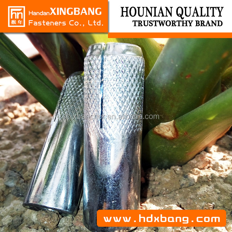 good quality knurling ansi drop in anchor manufacture