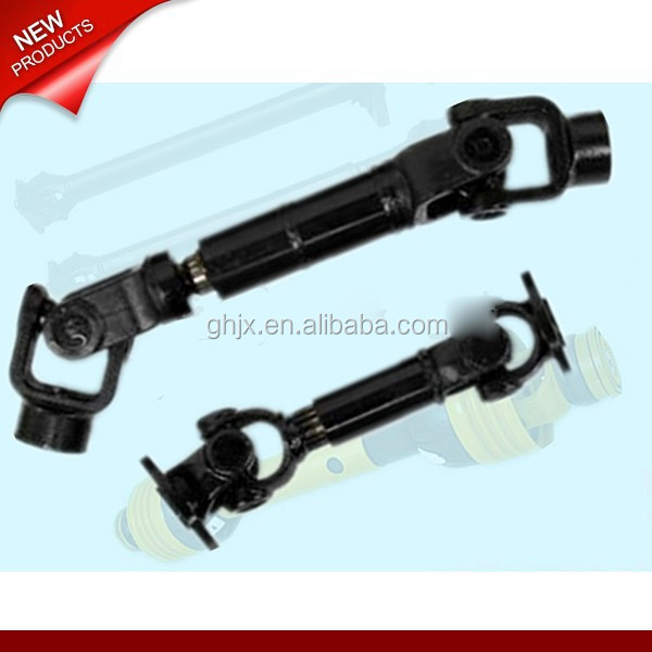 Automatic propeller shaft drive shaft transmission shaft assembly with high precise