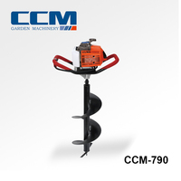 Professional Earth Auger 52CC Gasoline Earth
