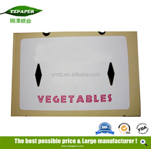 Fruits,fruits and vegetables Use and Corrugated Board/corrugated board Paper Type corrugated vegetable carton box