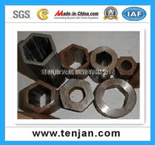 High quality competitive price Chinese supplier hexagonal steel tube