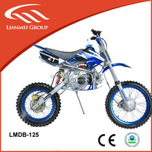 Dirt Bike Mini Moto 125CC 4 Stroke with big wheel