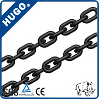 Welded G80 Iron Link Chain Or Anchor Chain STEEL CHAIN G80 G70