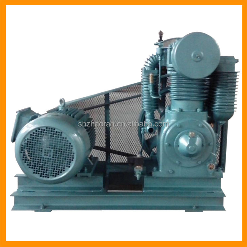 CVF-90/10 Belt Unit 1.0MPa Air Cooled Marine low pressure air compressor air compressor for sale