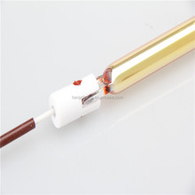 1000w infrared heating lamp halogen glass tube