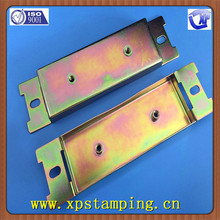 Sheet metal fabrication ,electricity meter part, zinc plating fixed plate