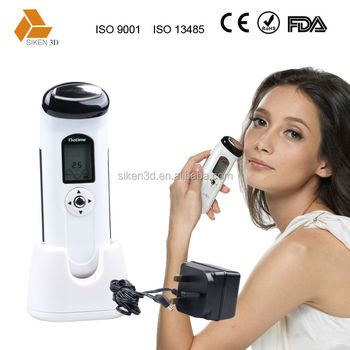 Rechargeable skin expert Galvanic Ion facial skin care machine