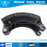 Factory Supply Auto Spare Parts Brake Shoe For Volvo Truck Trailer