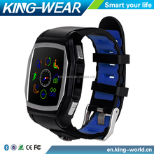 GPS Smart Watch GT68 Sports Bluetooth Smartwatch Heart Rate Monitor SIM SOS Call Reminder Camera for Android IOS IP57 Waterproof