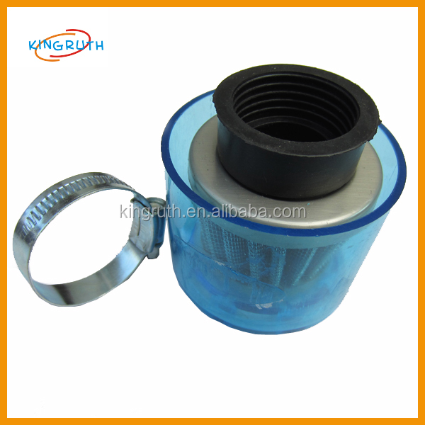China high performance dirt bike compress air filter