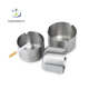 9cm Smart Moroccan Ashtray Stand Trash Bin /Stainless Steel Portable Ashtray Car